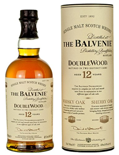 The Balvenie 12 Years Old Doublewood 40% 0,7L