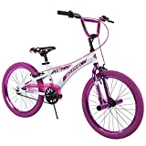 Huffy Bicycle Company 20' Huffy Jazzmin Girls Bike, Ages 5-9, Rider Height 44-56'