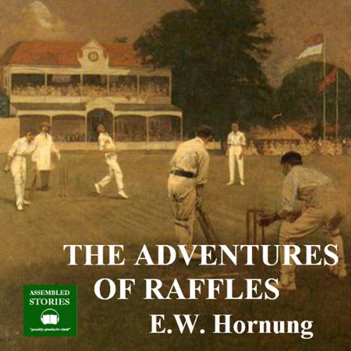 The Adventures of Raffles cover art