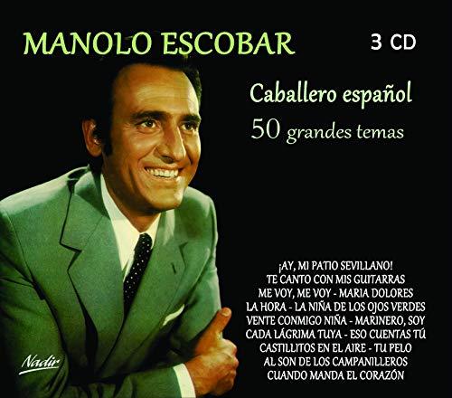 50 grandes temas. Caballero español