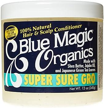 Blue Magic Super Sure Hair Growth Product, 12 Oz