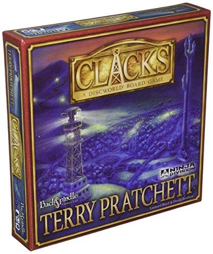 Clacks Brettspiel (evtl. Nicht in Deutscher Sprache)