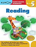 Reading Grade 5 (Kumon Reading Workbooks)
