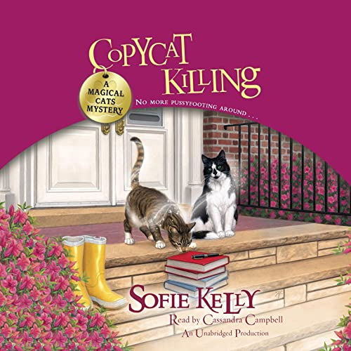 Copycat Killing Audiobook By Sofie Kelly cover art
