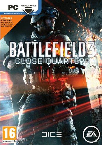 Preisvergleich Produktbild [Import Anglais]Battlefield 3 Close Quarters Expansion Pack Code Only Game PC