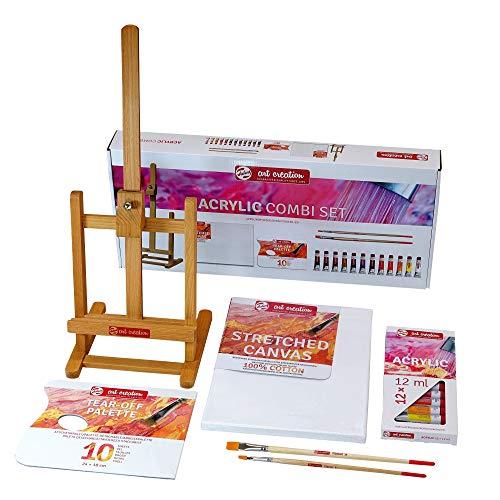 Talens Art Creation-Acrílico color nevera Set 12x 12ml