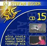 Cosmic Afro CD 15 - Dj Stefan Egger
