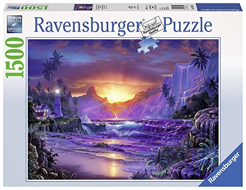 Ravensburger Puzzle 16359 - Sonnenaufgang im Paradies - 1500 Teile