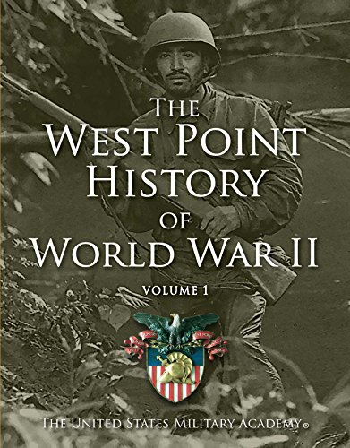 Image of West Point History of World War II, Vol. 1 (2) (The West Point History of Warfare Series)