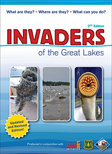 Invaders of the Great Lakes: Invasive Species and Their Impact on You (English Edition)