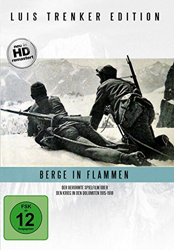 Berge in Flammen - Luis Trenker Edition (HD-Remastered)
