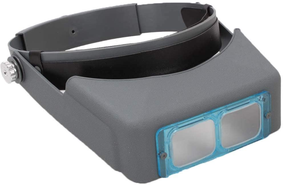 Atlanta Mall 1.5x wholesale 2x 2.5x 3.5x Headband Magnifier Band Magnifyin Head Reading