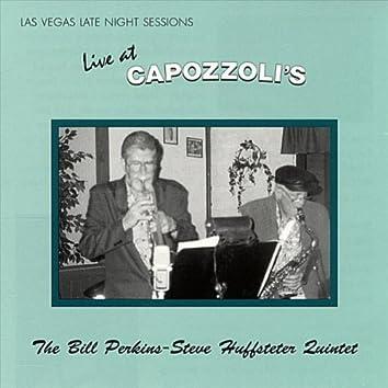 Live at Capozzoli's
