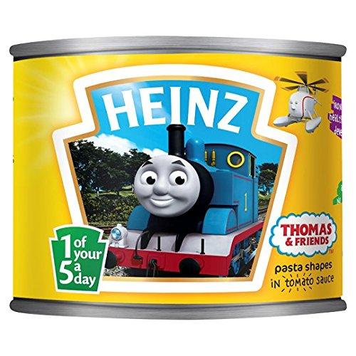 Heinz Shaped Pasta Thomas Tank 205G