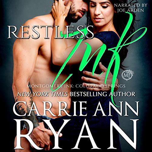 Restless Ink audiobook cover art