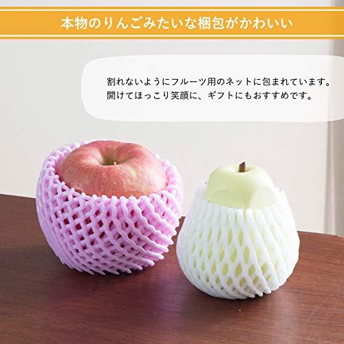 ttyokzkceramicdesignpomme&poireシュガーポット調味料入れpommeりんご(王林)
