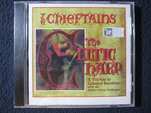 The Celtic Harp: A Tribute to Edward Bunting with the Belfast Harp Orchestra [Musical Heritage Society Edition]