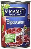 St Mamet - Les Vergers - Les Fruits en Morceaux - Les Fruits Rouges - Bigarreaux au Sirop Léger - Salade de Fruit Préparée - Dessert Pratique, Bon et Fruité - Goût Délicieux - 425g