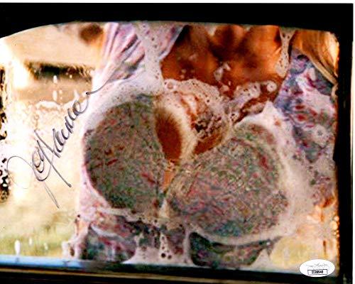 Joy Harmon signed 8x10 Photo Cool Hand Luke Sexy The Girl Carwash JSA Authentication