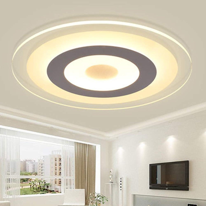 Zyr 24W LED-Deckenleuchte, 2 x 100W stufenloses Dimmquivalent, drahtlose Ferndimmung, 200-800mm, Spülmontage, IP54 Deckenlichtzubehr,200MM