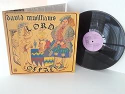 DAVID McWILLIAMS lord offaly, vinyl LP, gatefold