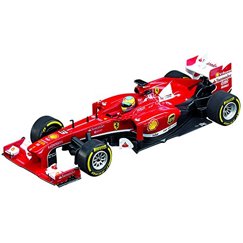 Carrera Evolution - 20027466 - Voiture De Circuit - Ferrari F138 F.Alonso - No.3