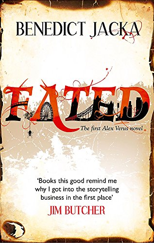Fated (Alex Verus 1)