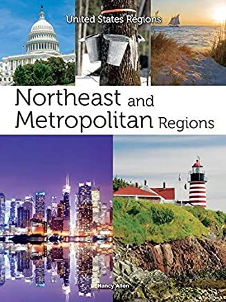 Northeast and Metropolitan Regions (United States Regions) (English Edition)