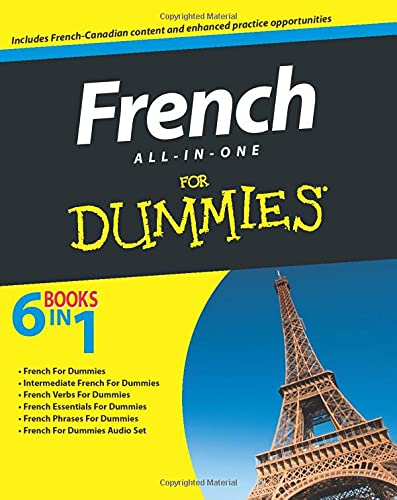 Compare Textbook Prices for French All-in-One For Dummies 1 Edition ISBN 9781118228159 by Consumer Dummies