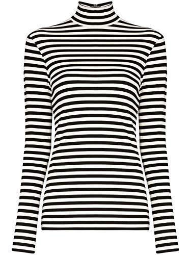 BURBERRY Luxury Fashion Damen 4564514 Weiss Viskose T-Shirt | Frühling Sommer 20