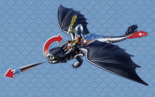 Dragon Playmobil Harold et Krokmou Ensemble de Jeu 9246 - 5