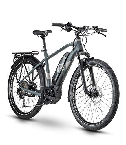 RAYMON Tourray E 6.0 Pedelec E-Bike Trekking Fahrrad grau 2020: Größe: 52 cm