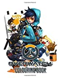 Overwatch Colouring Book: Perfect Gift For Adults, Mega Fan of Overwatch With Amazing Artwork....