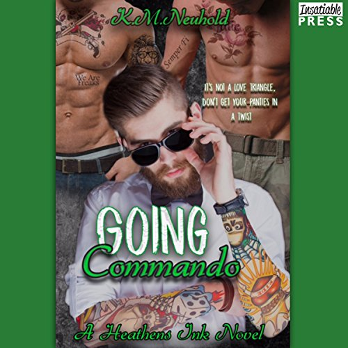 Going Commando audiobook cover art