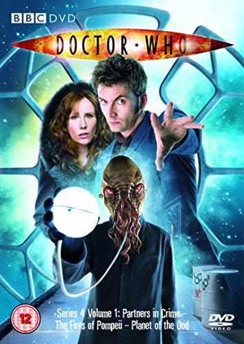 Doctor Who - Series 4 - Vol. 1