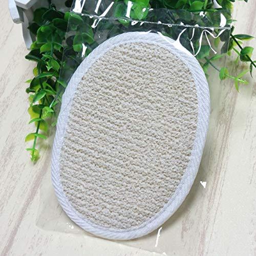 New Natural Loofah Bath Shower Sponge Body Scrubber Exfoliator Washing Pad Bathroom Accessories