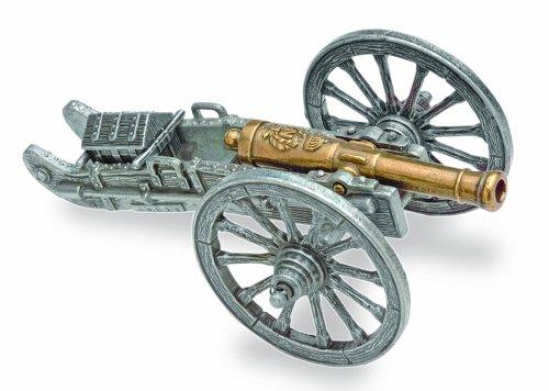 Denix Replik kolonial Miniatur-Kanone Napoleonisch