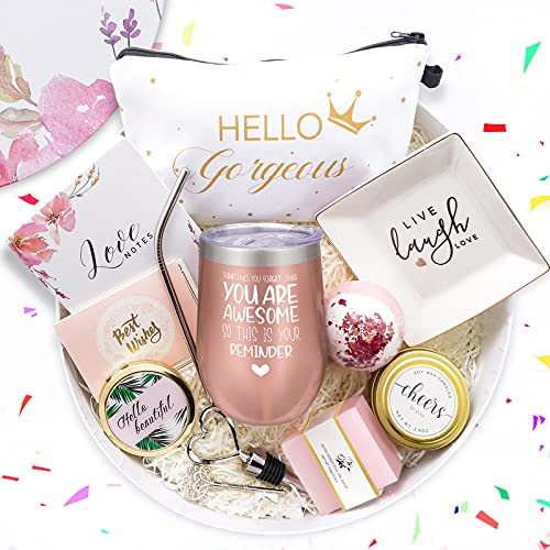 Birthday Gifts for Women Best Friends Gifts Baskets for Her Spa...