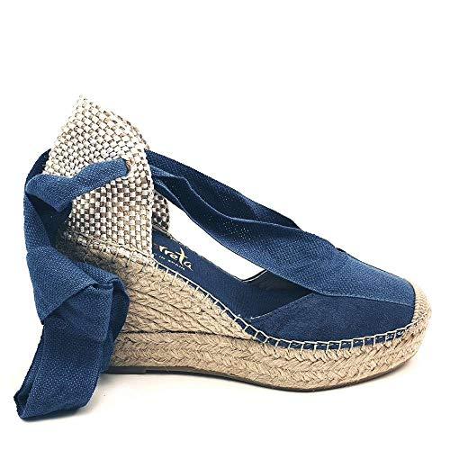 Alpargata VIDORRETA Tilo 12921 Azul - Color - Azul, Nº de pie - 37