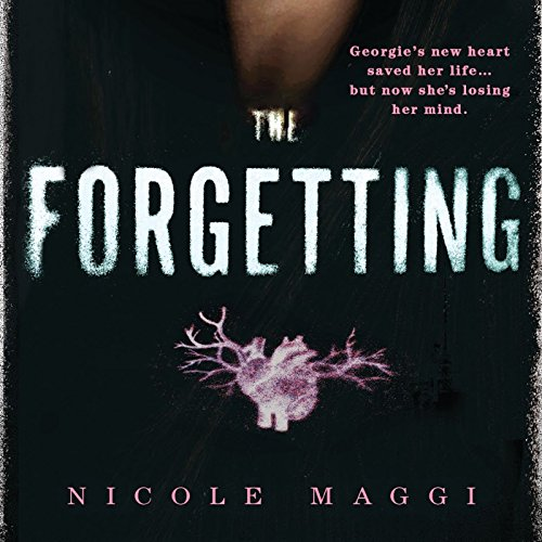 The Forgetting audiobook cover art