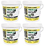 Tomcat All Weather Bait Chunx, 4 Lb (Pack of 4)