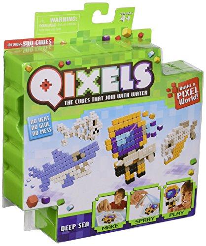 Qixels Theme Refill Pack - Deep Sea