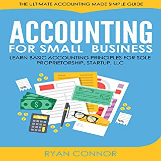 Accounting for Small Business cover art