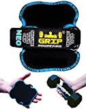 GRIP POWER PADS Lifting Grips The Alternative To Gym Gloves Workout Gloves Men & Women Workout Gloves