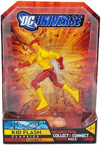 DC Universe Classics Wave 07 Actionfigur  Kid Flash