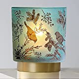 Battery Operated Table Lamp with Timer,...
