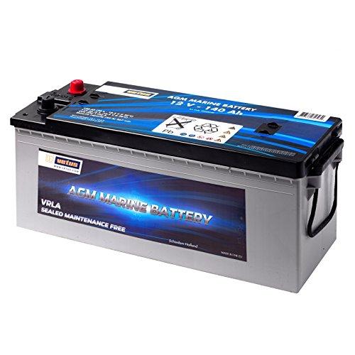 Vetus AGM-Batterie 12V/140Ah