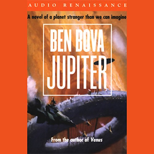 Jupiter audiobook cover art