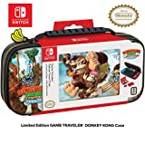Bigben Interactive Custodia Ufficiale Switch 'Donkey Kong Country' - Classics - Nintendo Switch [Importación italiana]