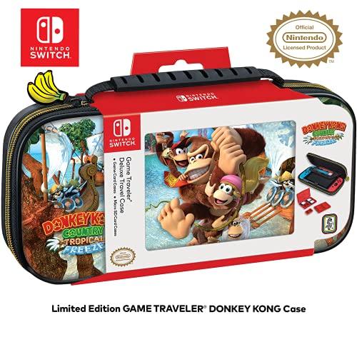 """Bigben Interactive Custodia Ufficiale Switch """"Donkey Kong Country"""" - Classics - Nintendo Switch"""